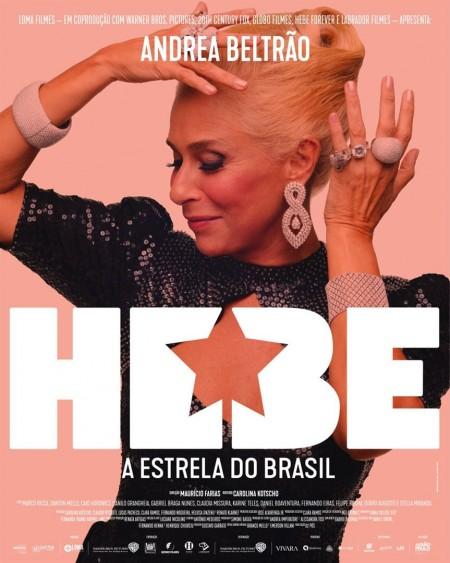 Poster do filme Hebe - A Estrela do Brasil