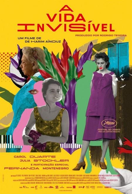Poster do filme A vida invisível