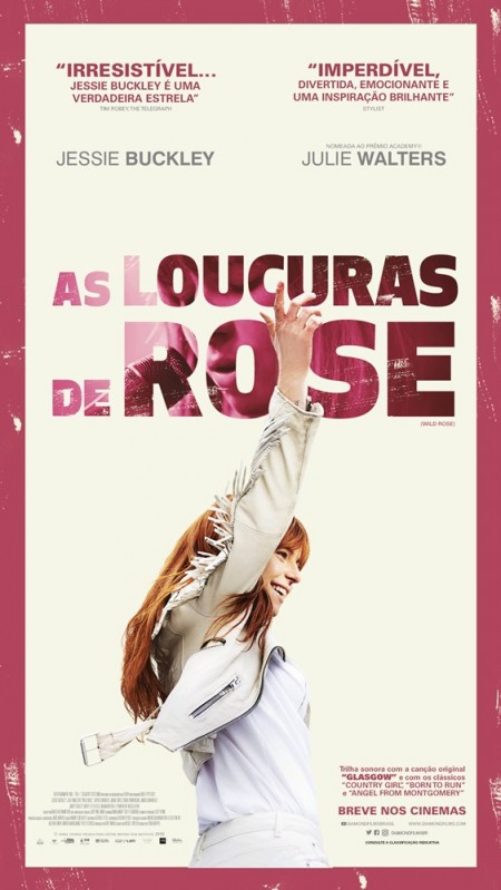 Poster do filme As Loucuras de Rose