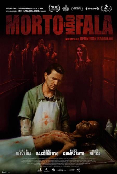 Poster do filme Morto Não Fala
