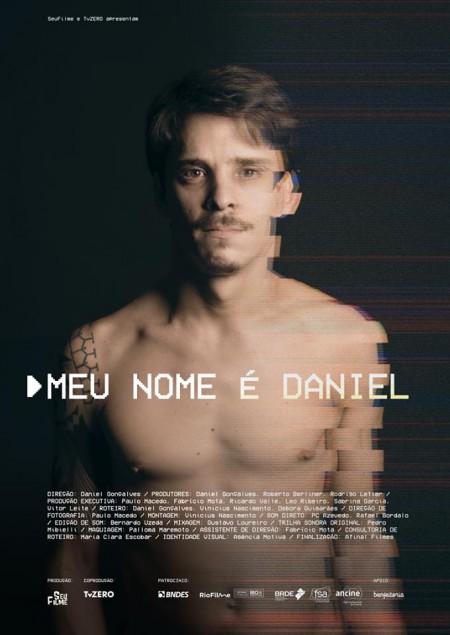 Poster do filme Meu Nome É Daniel