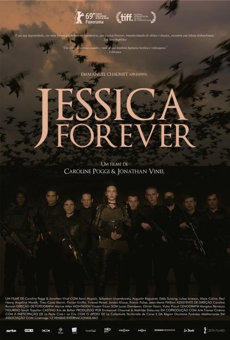 Poster do filme Jessica Forever