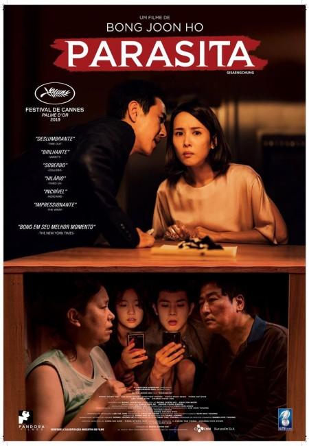 Poster do filme Parasita