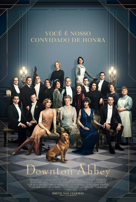 Poster do filme Downton Abbey - O Filme