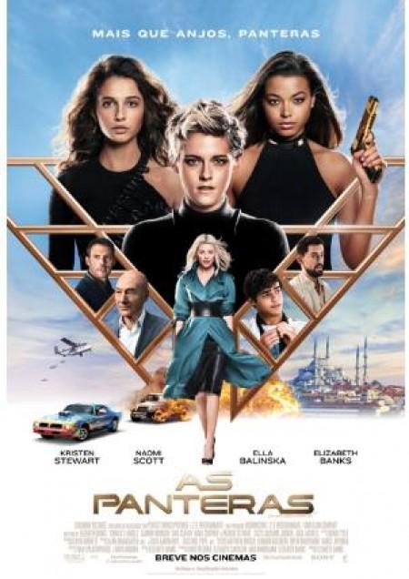 Poster do filme As Panteras