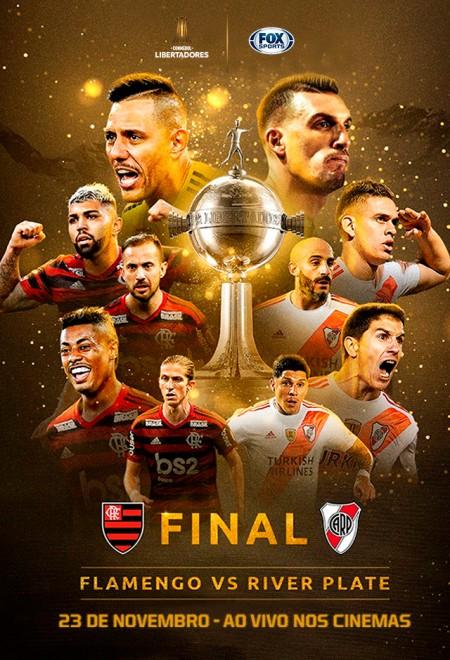 Poster do filme Final Copa Libertadores 2019