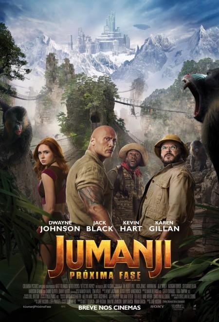 Poster do filme Jumanji: Próxima Fase