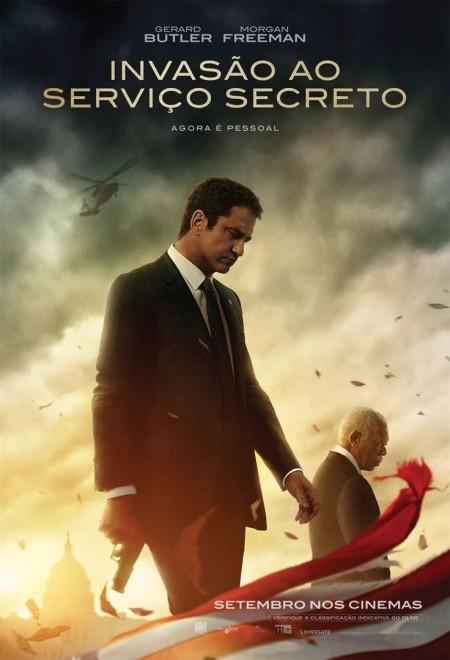 Poster do filme Invasão ao Serviço Secreto