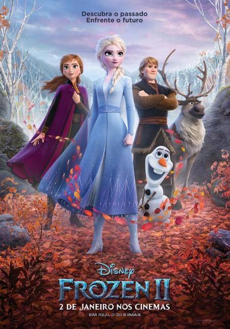 Poster do filme Frozen 2