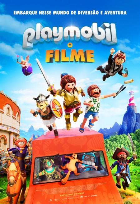 Poster do filme Playmobil