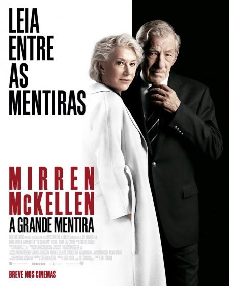 Poster do filme A Grande Mentira
