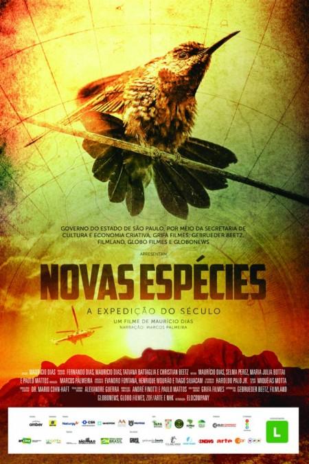 Poster do filme Novas Espécies