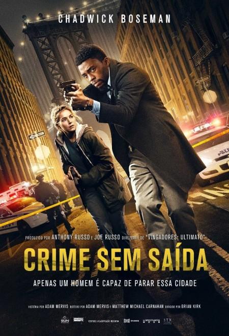 Poster do filme Crime sem saída