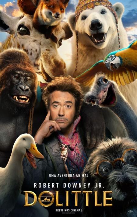 Poster do filme Dolittle