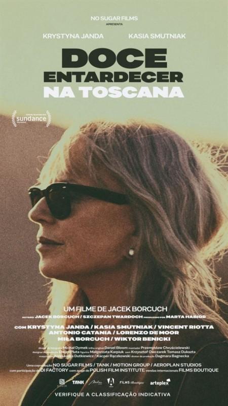 Poster do filme Doce Entardecer na Toscana