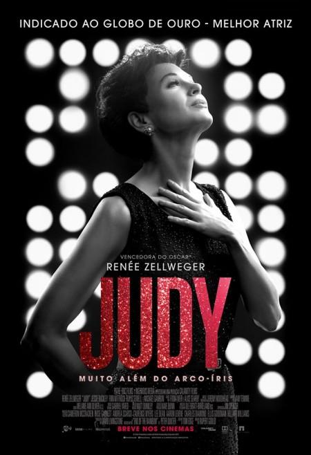 Poster do filme Judy - Muito além do Arco-Íris