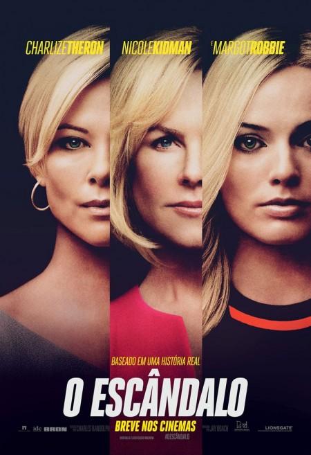 Poster do filme O Escândalo