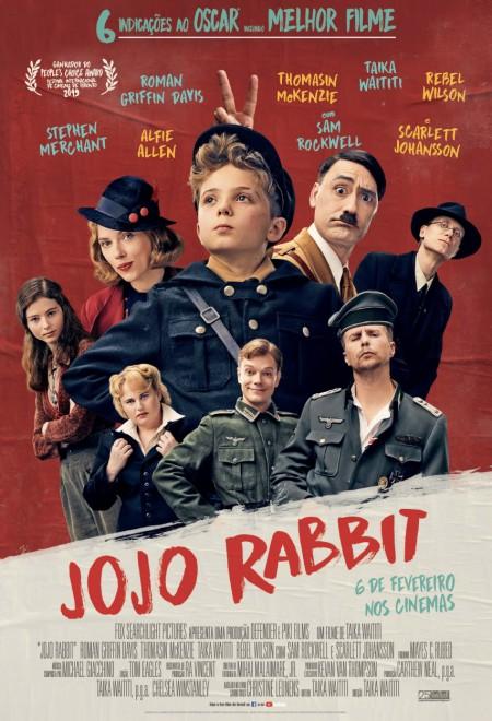 Poster do filme Jojo Rabbit