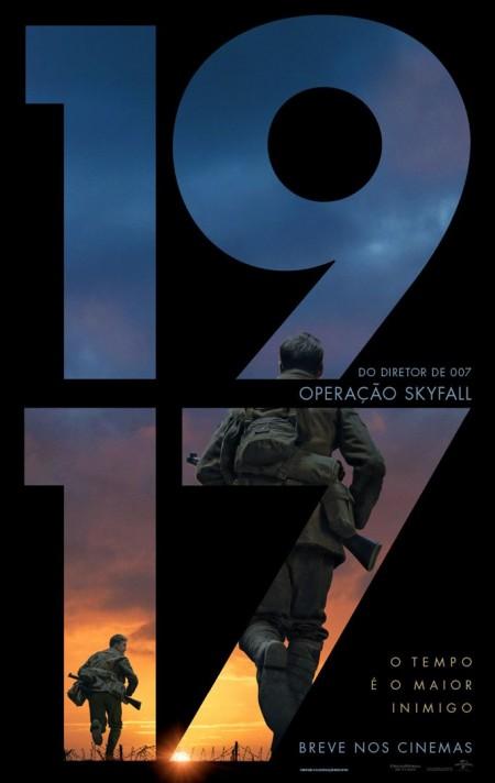 Poster do filme 1917
