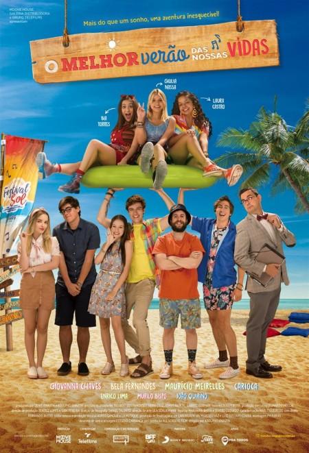 Poster do filme O Melhor Verão das Nossas Vidas