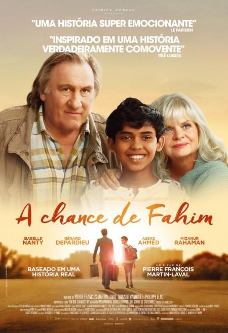 Poster do filme A Chance de Fahim