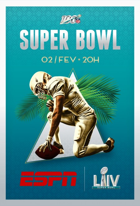 Poster do filme Super Bowl LIV