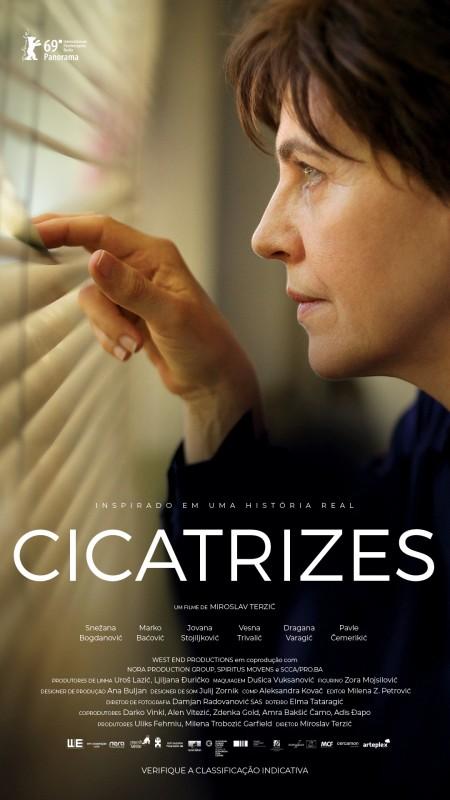 Poster do filme Cicatrizes