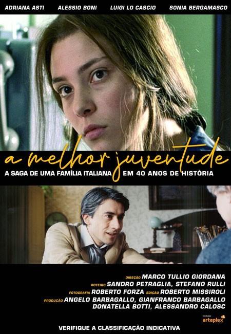 Poster do filme A Melhor Juventude Parte 2