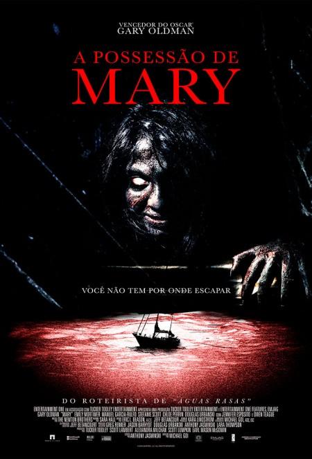 Poster do filme A Possessão de Mary