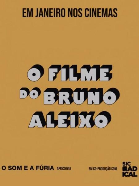 Poster do filme O Filme do Bruno Aleixo