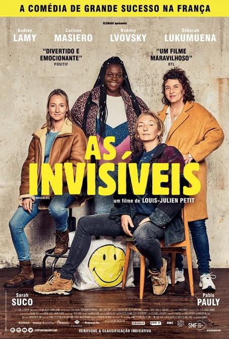 Poster do filme As Invisíveis