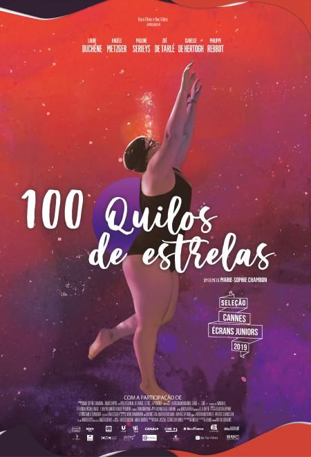 Poster do filme 100 Quilos de Estrelas