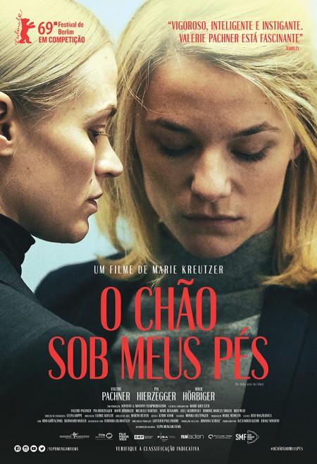 Poster do filme O Chão Sob Meus Pés