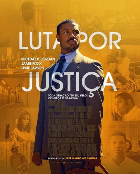 Poster do filme Luta Por Justiça
