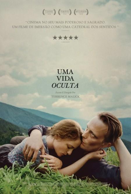 Poster do filme Uma Vida Oculta