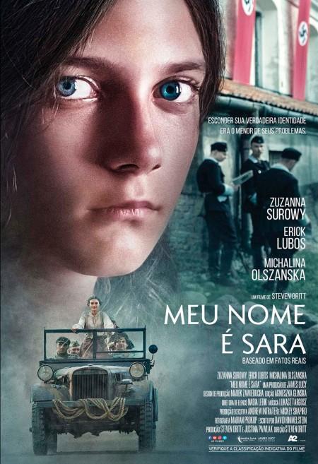 Poster do filme Meu Nome é Sara