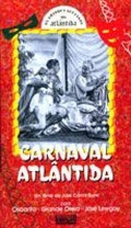 Poster do filme Carnaval Atlântida