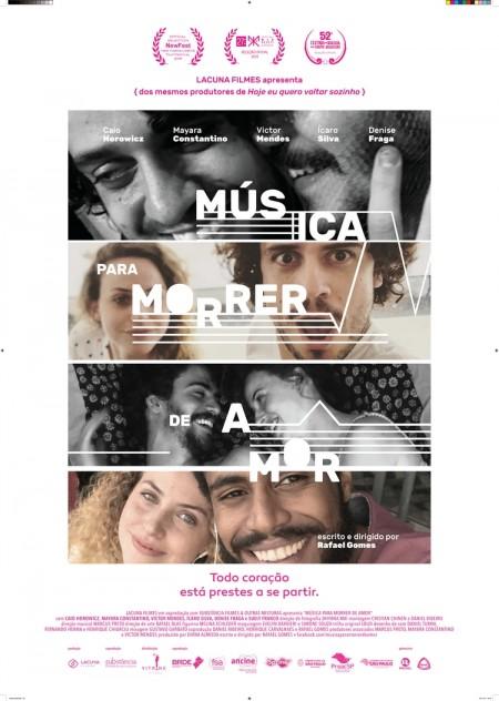 Poster do filme Música para Morrer de Amor