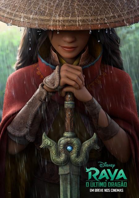 Poster do filme Raya e o Último Dragão