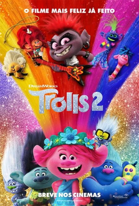 Poster do filme Trolls 2