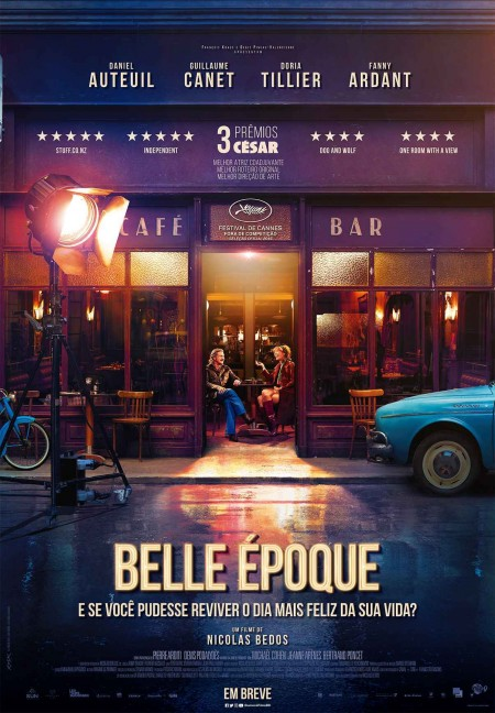 Poster do filme Belle Époque