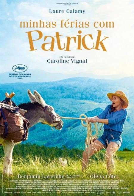 Poster do filme Minhas Férias com Patrick