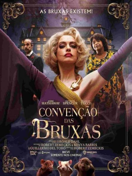 Poster do filme Convenção Das Bruxas