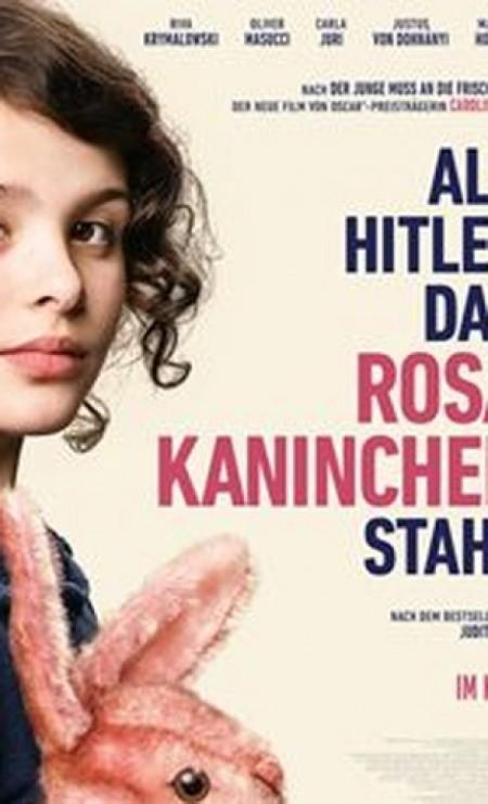 Poster do filme Quando Hitler Roubou o Coelho Cor-de-Rosa