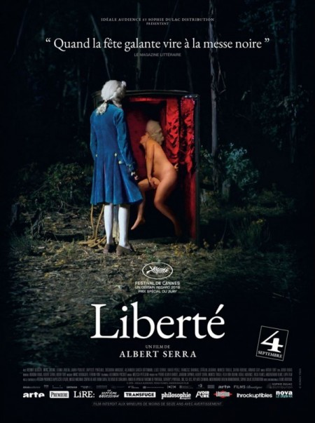 Poster do filme Liberté