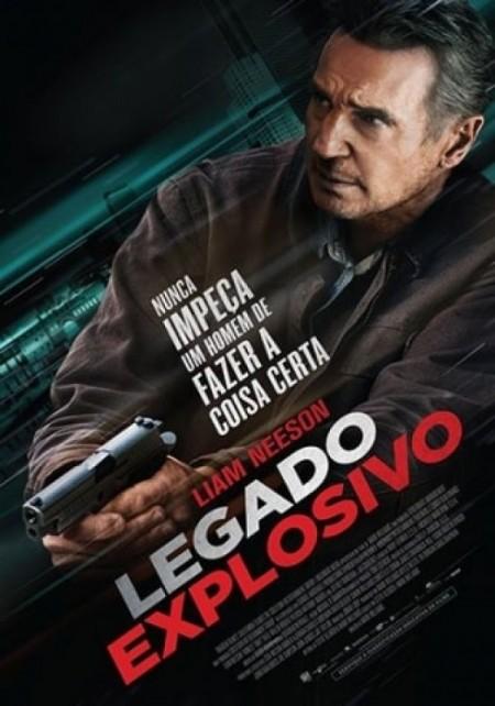Poster do filme Legado Explosivo