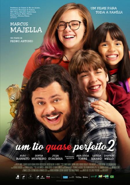 Poster do filme Um Tio Quase Perfeito 2