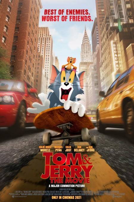 Poster do filme Tom & Jerry: O Filme