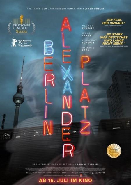 Poster do filme Berlin Alexanderplatz