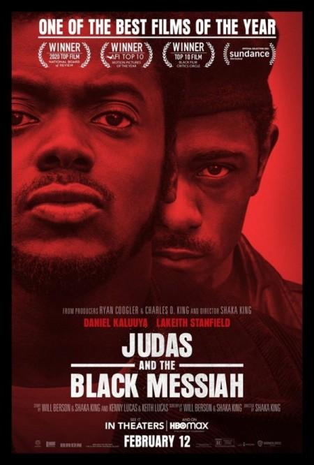 Poster do filme Judas e o Messias Negro